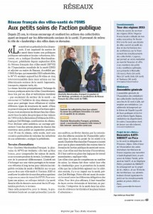 article RFVS action publique